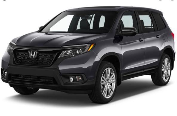 2021 Honda Passport EX-L AWD