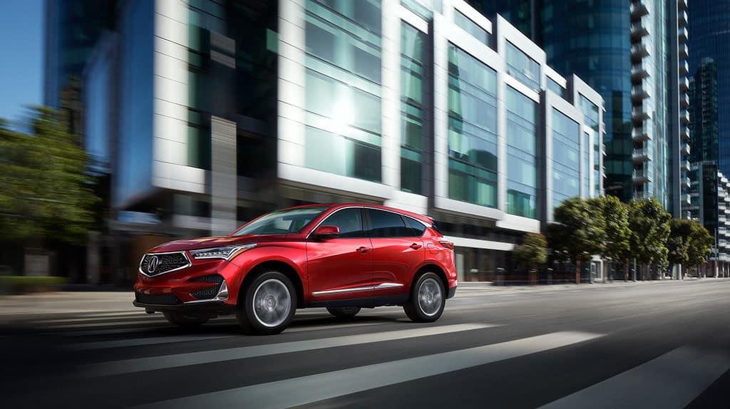 New 2019 Acura RDX FWD