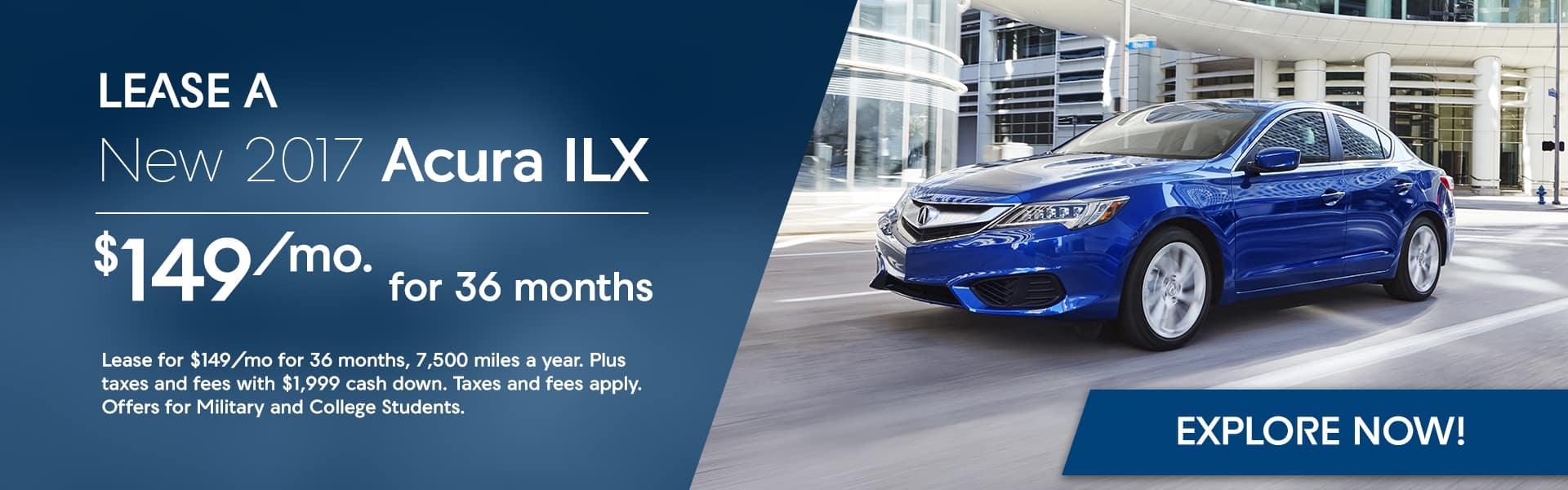 Hubler Acura ILX