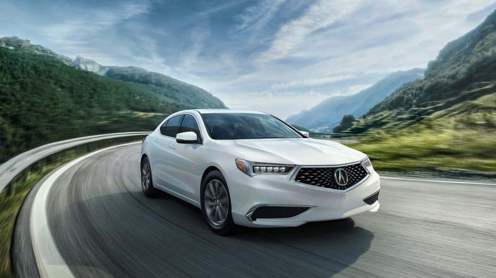 2020 Acura TLX 2.4 FWD