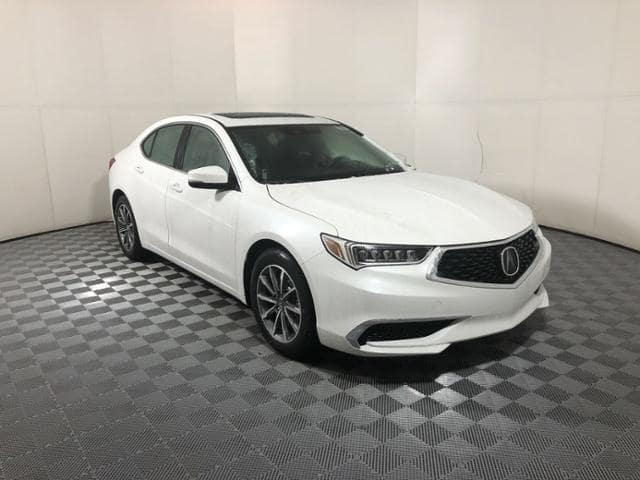 2020 Acura TLX Base FWD 2.4