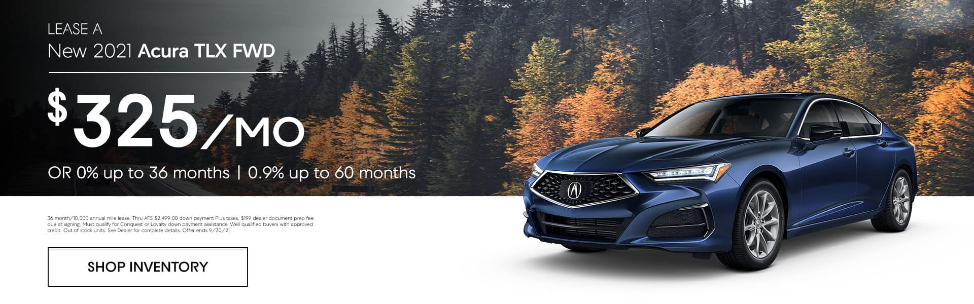 New 2021 Acura TLX FWD