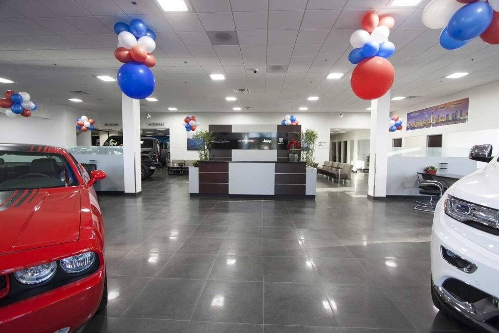 About Us Dealership