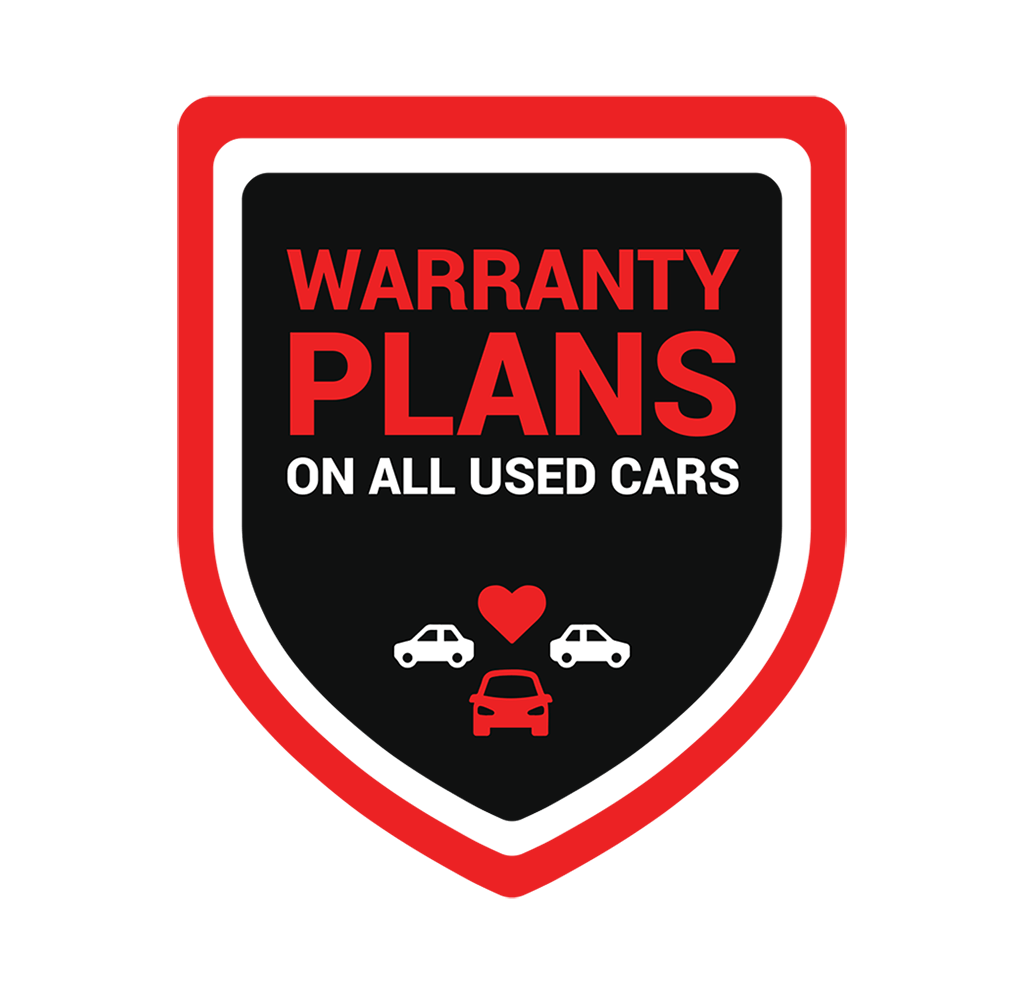 Used Warranty Badge