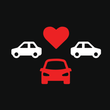 Cars and Heart