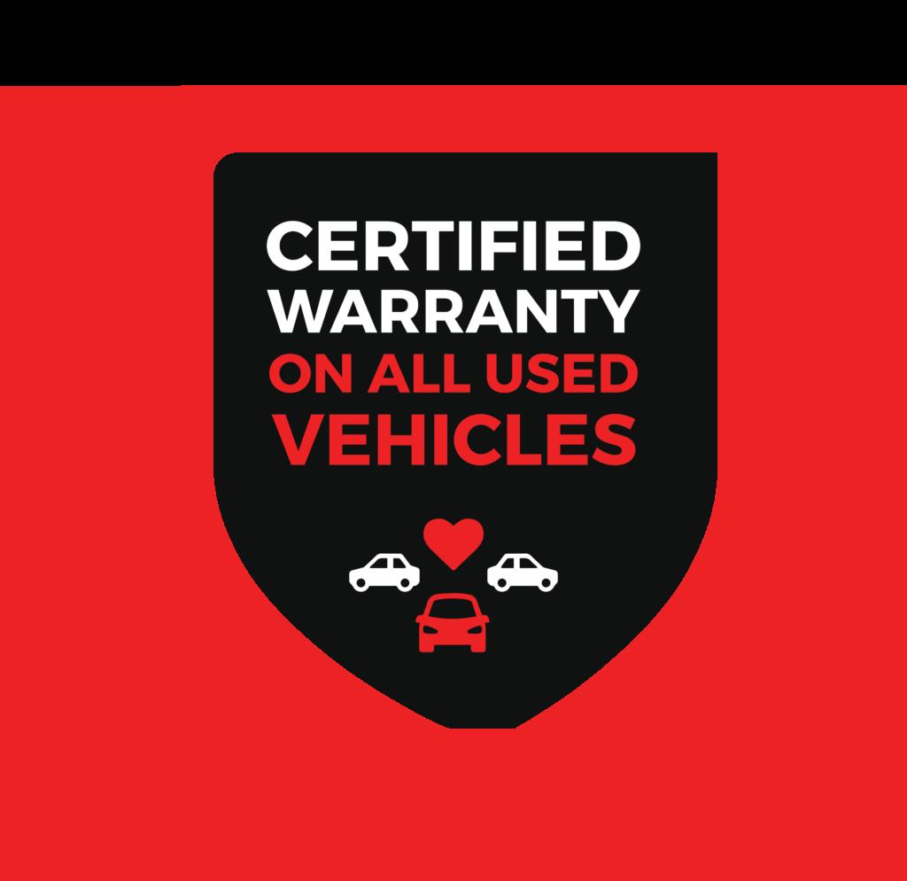 Certified warranty