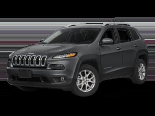 2019 Jeep Cherokee - Latitude 4x2