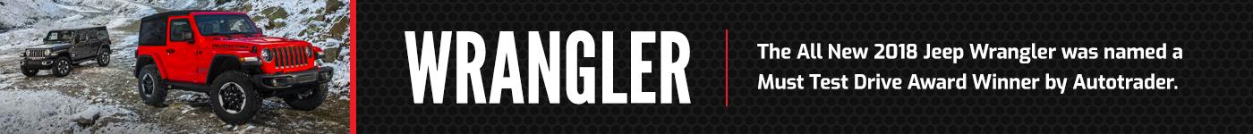 Wrangler Banner