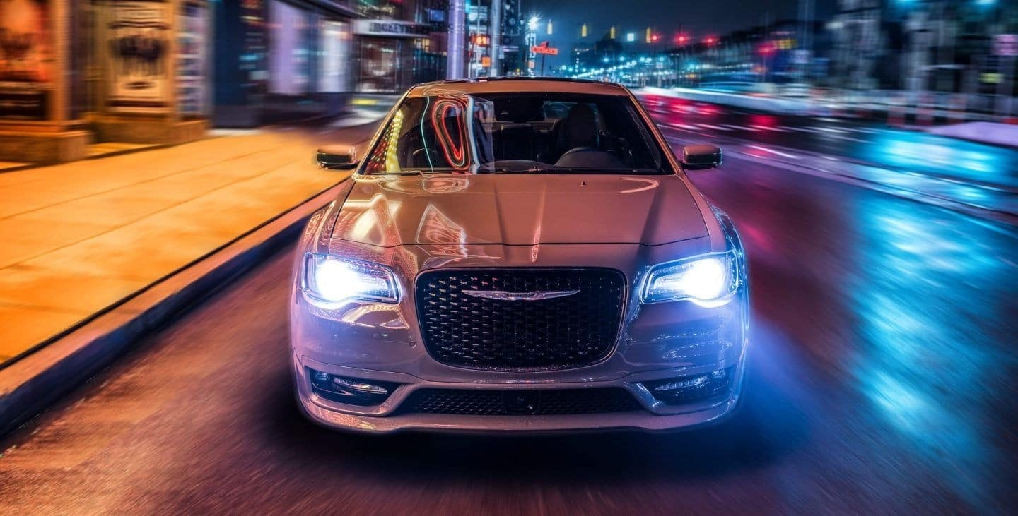 2018 Chrysler 300