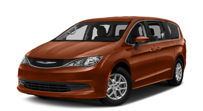 2018 Chrysler Pacifica Compare 2