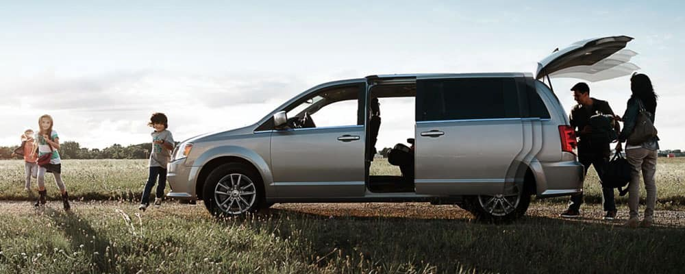 2018 Dodge Grand Caravan Family Outdoors