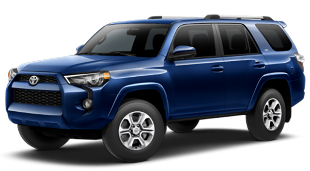 2019 Toyota 4Runner Blue