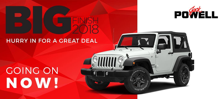 jeep big finish