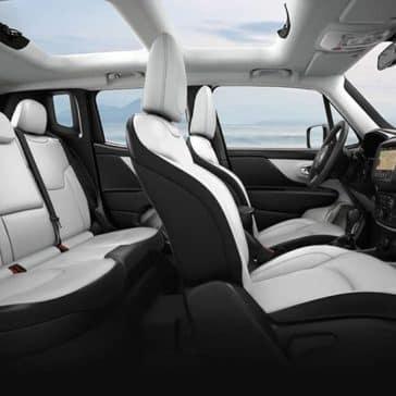 2019 Jeep Renegade Seating