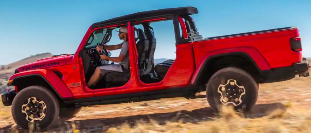 Jeep Gladiator 2016 >> The All New 2020 Jeep Gladiator Jack Powell Chrysler Dodge