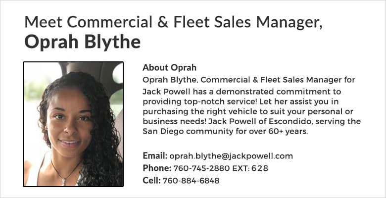 Oprah Blythe