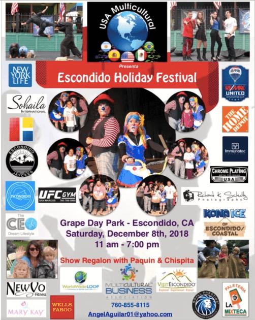 Escondido Holiday Festival