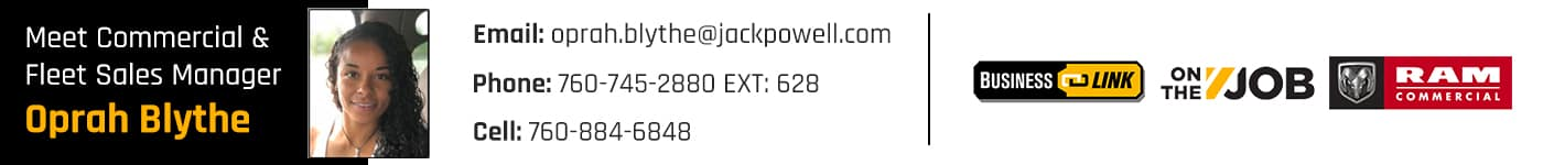 Jack Powell Commercial Truck Sales