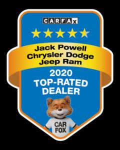 carfax top rated dealer 2020
