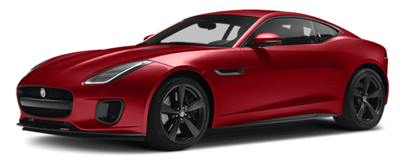 2018 Jaguar F-TYPE Base Model