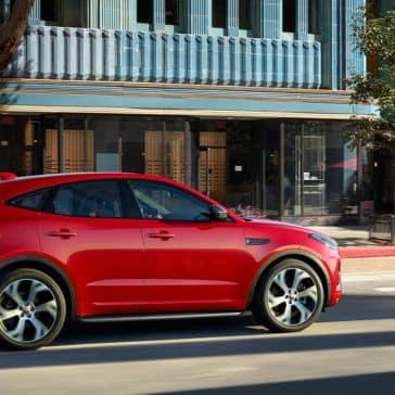 2018 Jaguar E-PACE Red