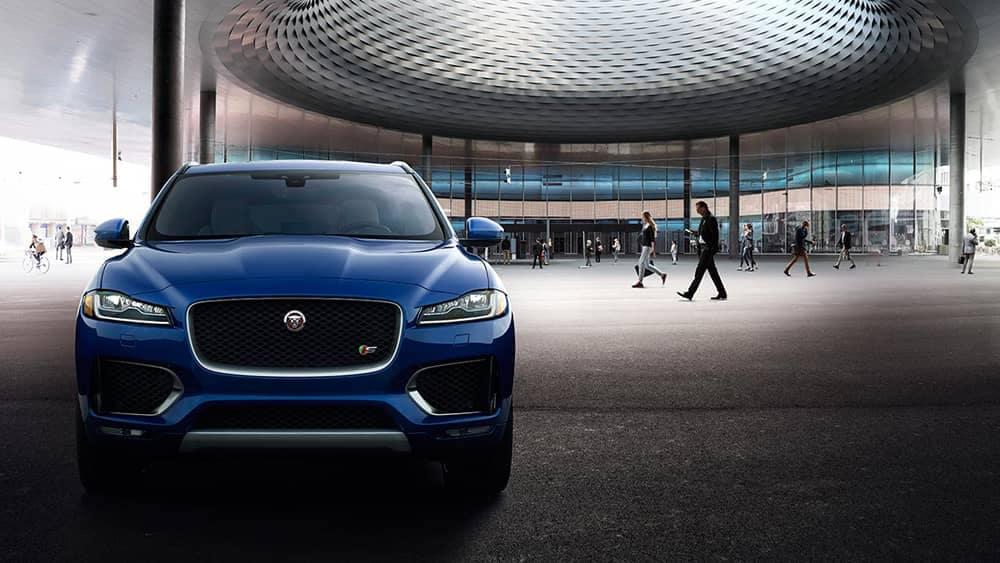 2019 Jaguar F-Pace Grill