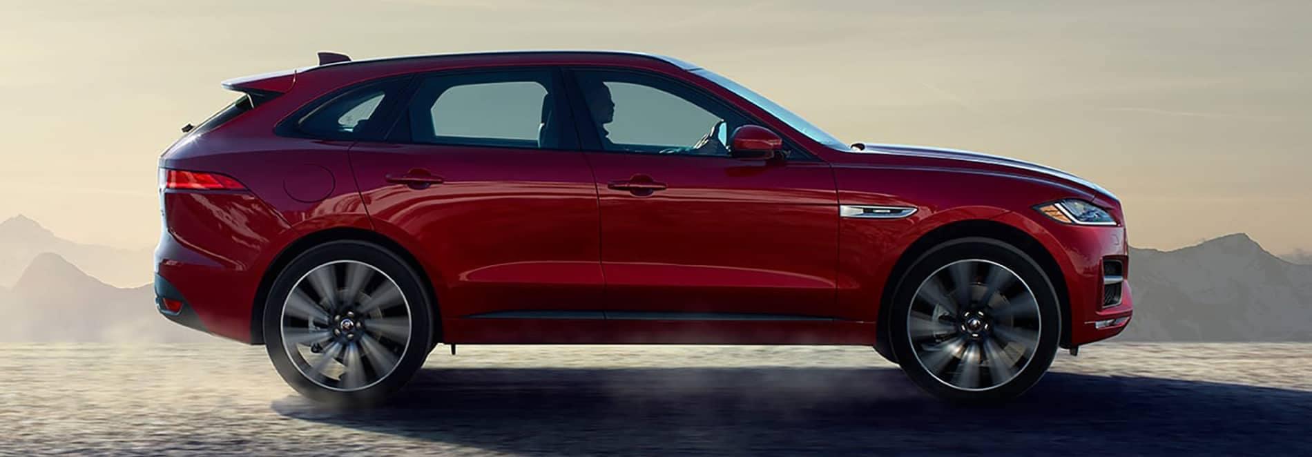 2019 Jaguar F-Pace Exterior