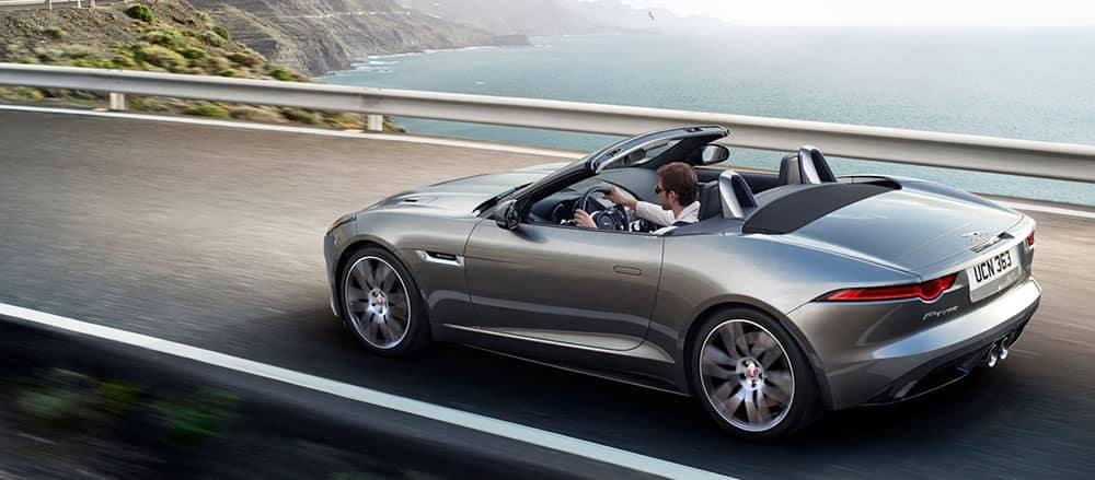 2019 Jaguar F-Type Convertible Silver