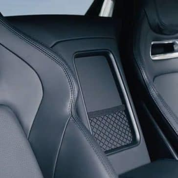 2019 Jaguar F-Type Convertible Seating