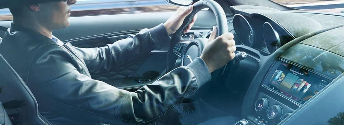 2019 Jaguar F-Type Driver
