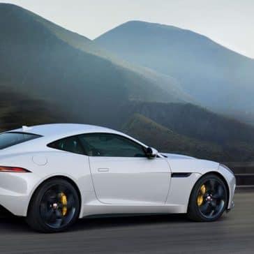 2019 Jaguar F-Type Parked