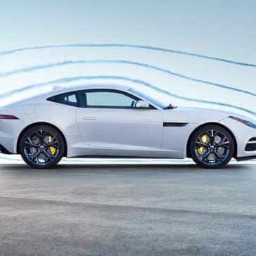 2019 Jaguar F-Type Airflow