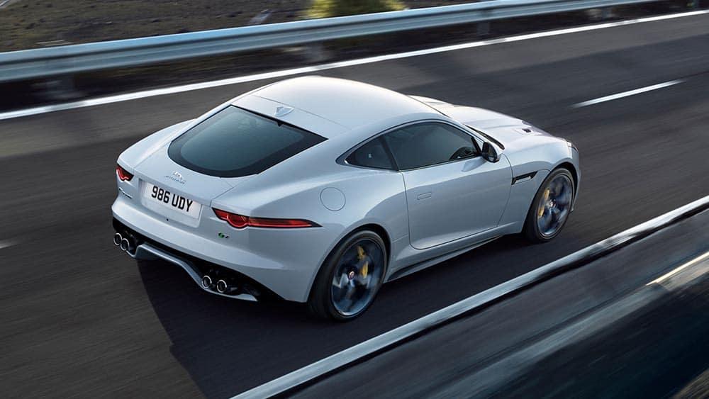 2019 Jaguar F-Type White