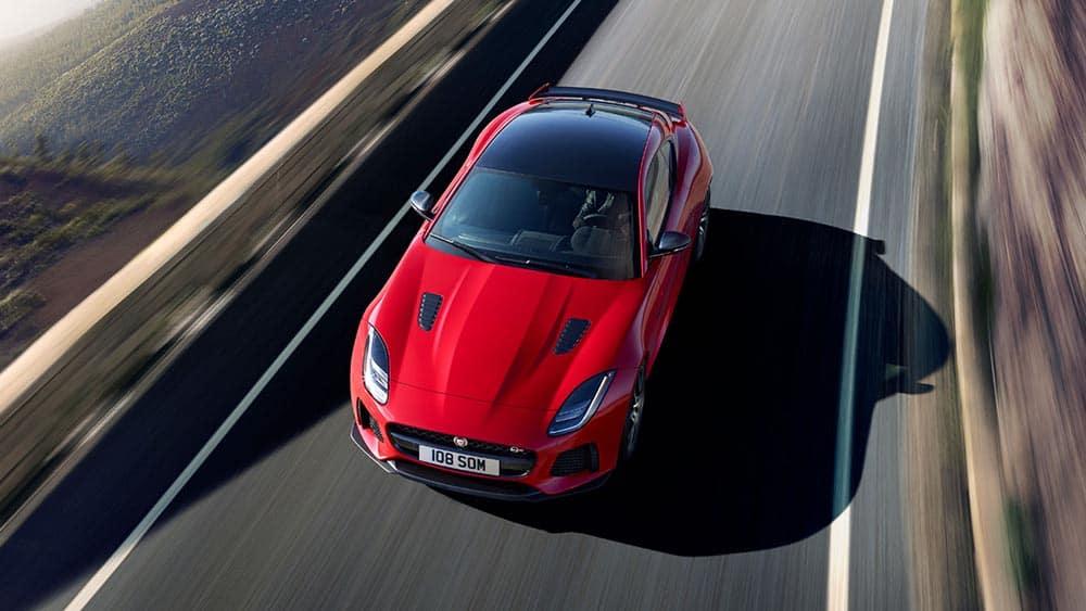 2019 Jaguar F-Type Top