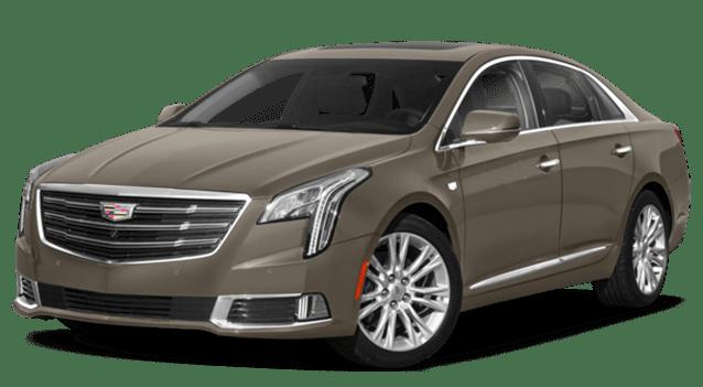 2018 Cadillac XTS Tan