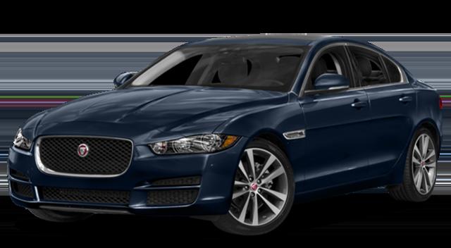 2018 Jaguar XE Blue