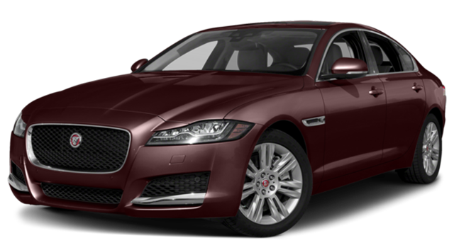 2018 Jaguar XF Compare