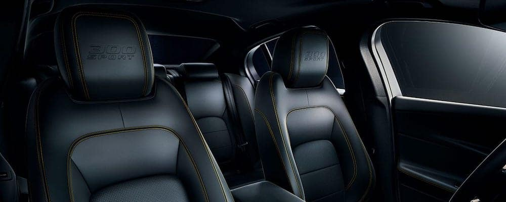 2019 jaguar xe interior black leather seats with contrast stitching