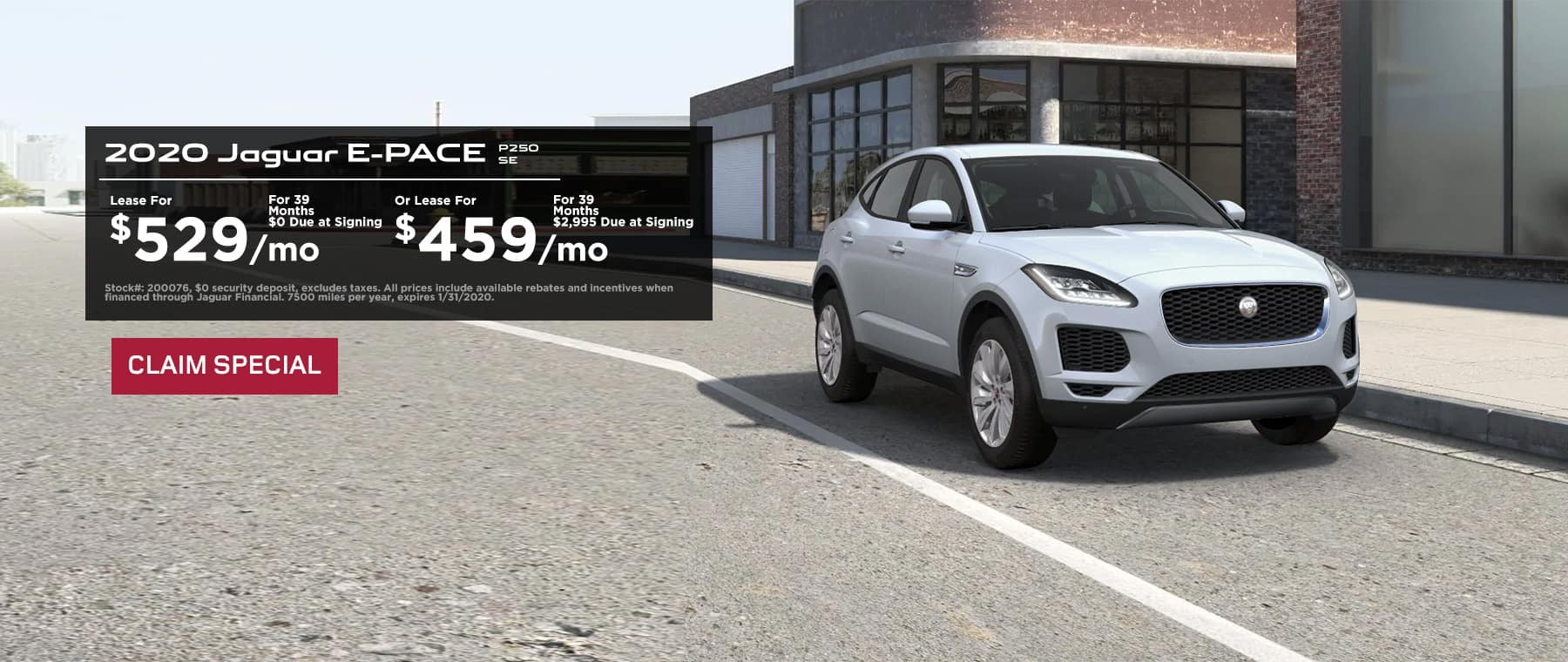 E-PACE Special