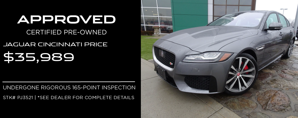 Certified Pre-Owned 2016 Jaguar XF S AWD
