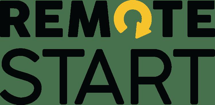 remote start logo