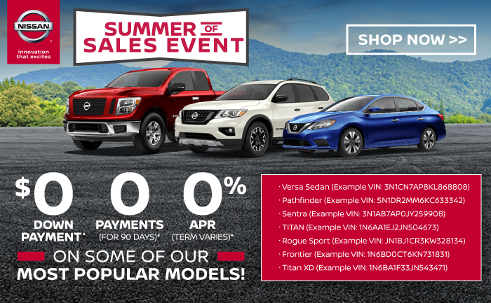 Ken Garff Nissan of Orem | Nissan Dealer in Orem, UT