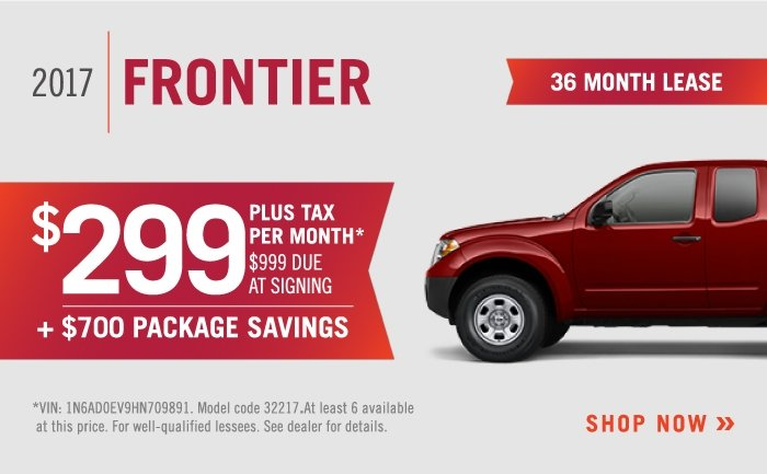 Frontier Offer