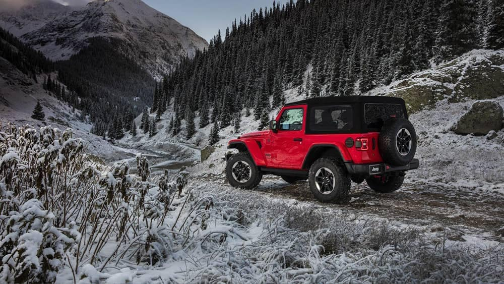 2018 Jeep Wrangler Mountain