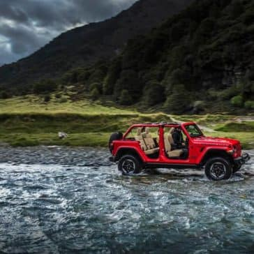 2018 Jeep Wrangler Stream
