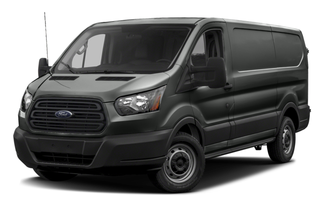 2018 Ford Transit Van Gray