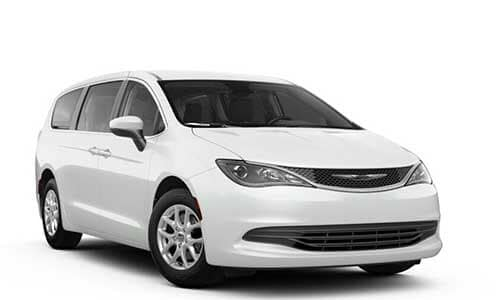 2018 Chrysler Pacifica Trim Image