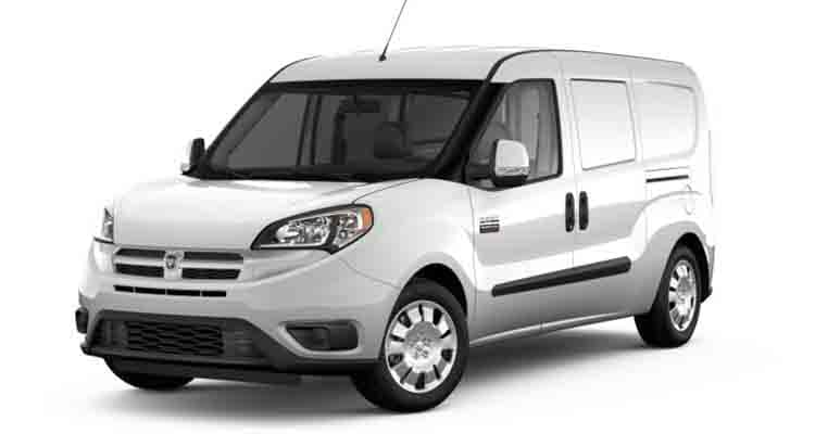 2018 Ram Promaster City White