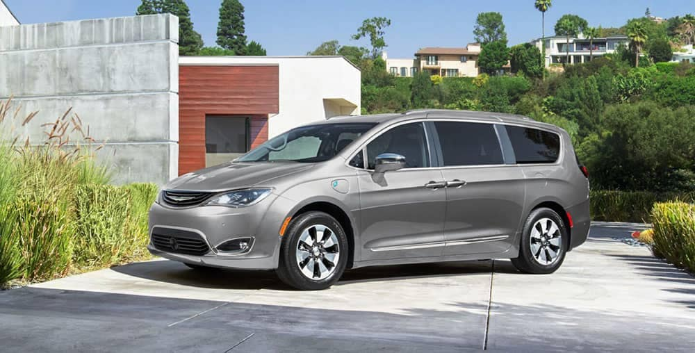2019 Chrysler Pacifica Gray