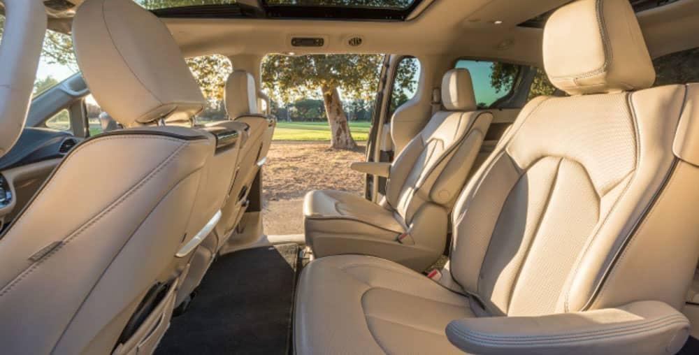 2019 Chrysler Pacifica Seating